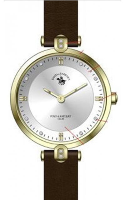 Wrist Watch SB.5.1137.1 Santa Barbara Polo & Racquet Club