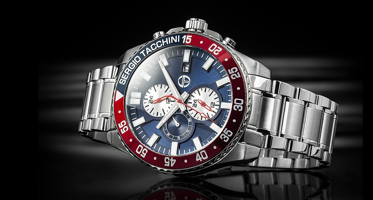 Классические часы Sergio Tacchini